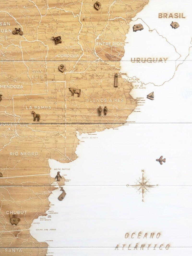 Pins Argentina 2
